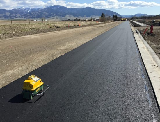 Ferguson and Cattail Road Improvements