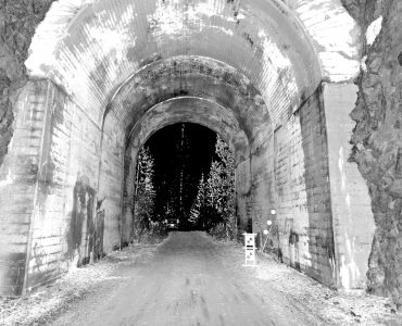 Tunnel 3D Scanning and Remediation