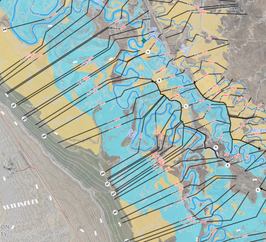 Beaverhead River and Ruby River Floodplain Study
